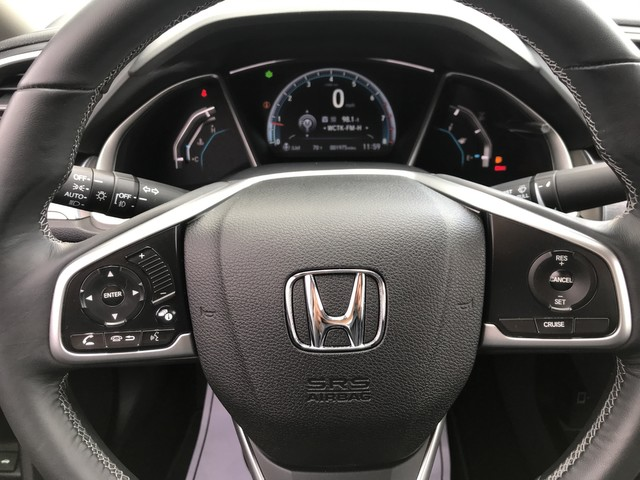 Pre-Owned 2018 Honda Civic Sedan EX-T