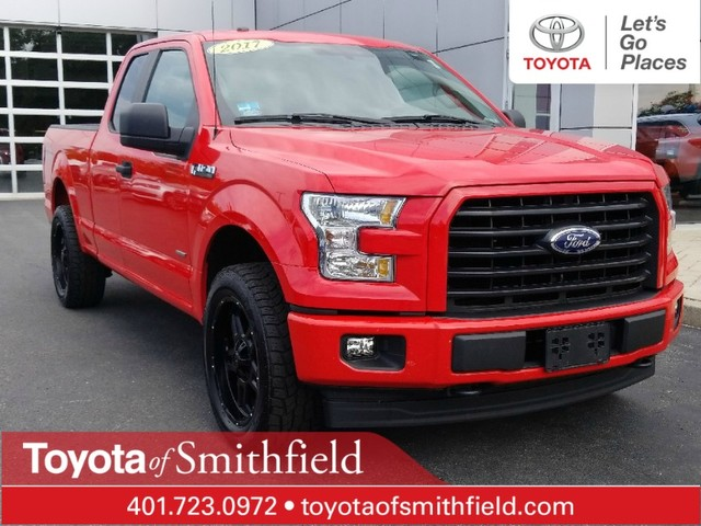 Pre Owned 2017 Ford F 150 Xl Four Wheel Drive Pickup Truck