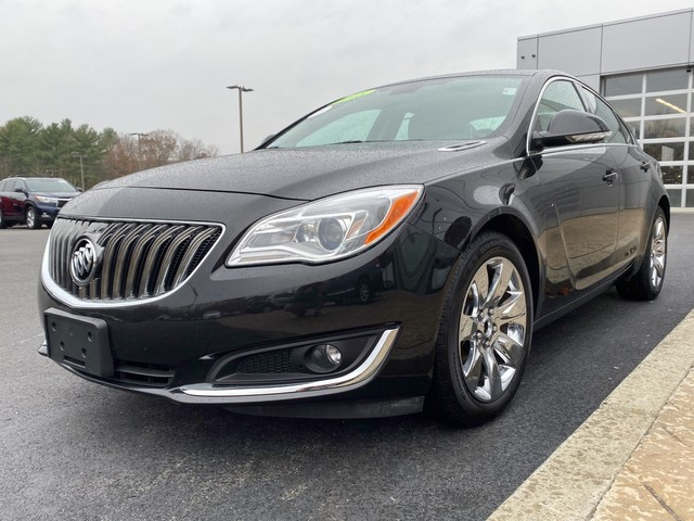 Pre-Owned 2015 Buick Regal Premium I AWD