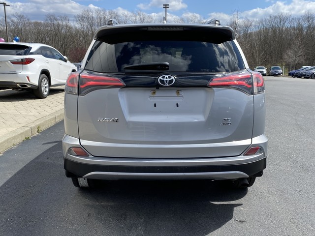 Certified Pre-Owned 2017 Toyota RAV4 SE AWD SUV