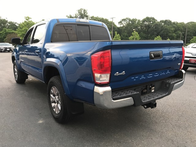 Certified Pre-Owned 2017 Toyota Tacoma SR5