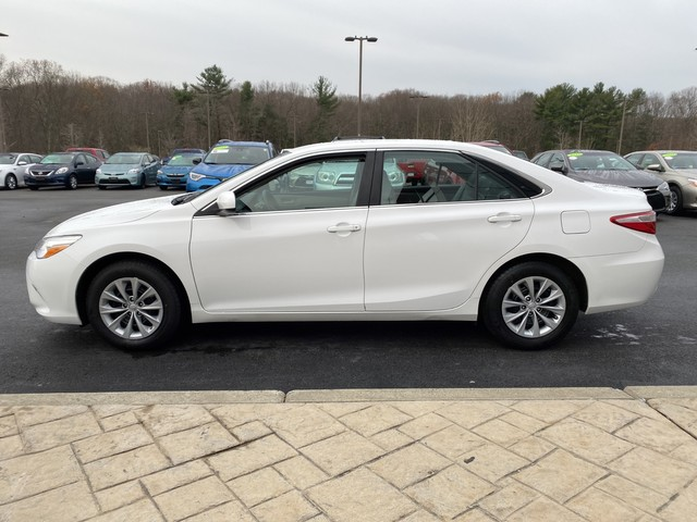 Certified Pre-Owned 2017 Toyota Camry LE