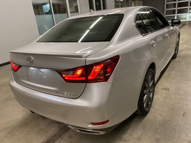 Pre-Owned 2013 Lexus GS F SPORT 350 AWD 4-DOOR SEDAN