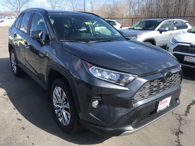All Wheel Drive Suv New 2019 Toyota Rav4 Limited