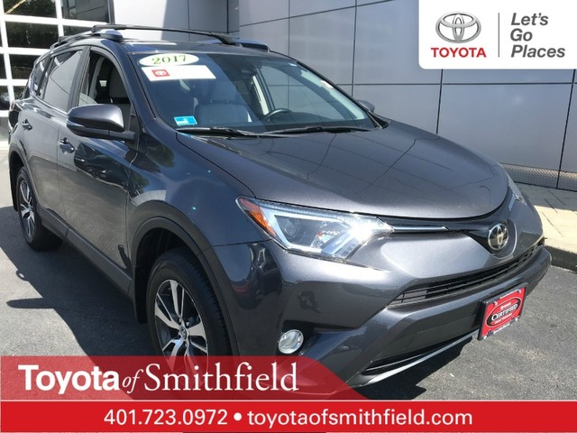 Certified Pre Owned 2017 Toyota Rav4 Xle All Wheel Drive Suv