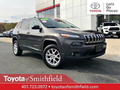 Pre-Owned 2014 Jeep Cherokee Latitude 2.4L 4Cyl 4WD