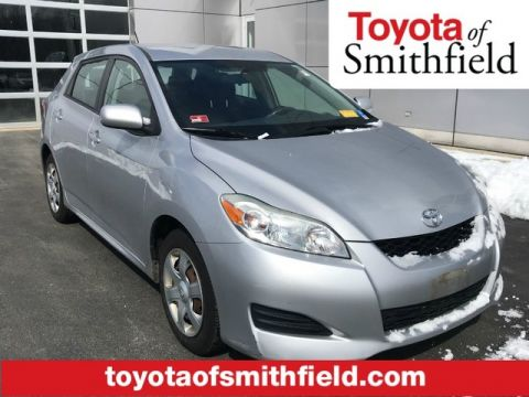 Pre-Owned 2009 Toyota Matrix