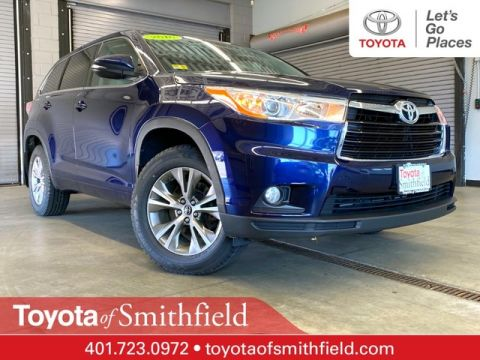 Pre-Owned 2016 Toyota Highlander LE Plus - V6 AWD