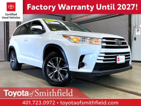 Certified Pre-Owned 2018 Toyota Highlander LE - V6 AWD