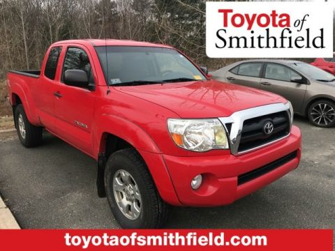 Pre-Owned 2006 Toyota Tacoma