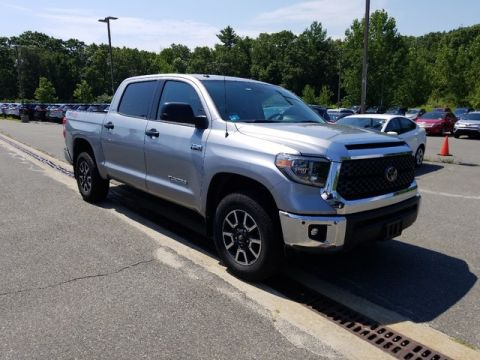 Certified Pre-Owned 2018 Toyota Tundra SR5 TRD OFF ROAD