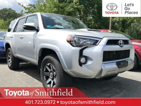81 Used Cars, Trucks, SUVs in Stock in Smithfield | Toyota