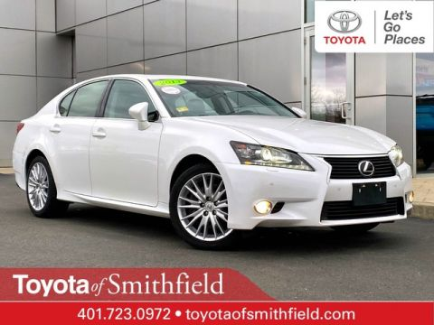Pre-Owned 2013 Lexus GS 350 AWD 4-DOOR SEDAN