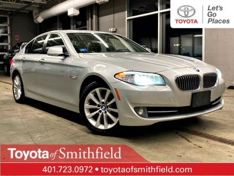 Pre-Owned 2013 BMW 5 Series 528i xDrive AWD